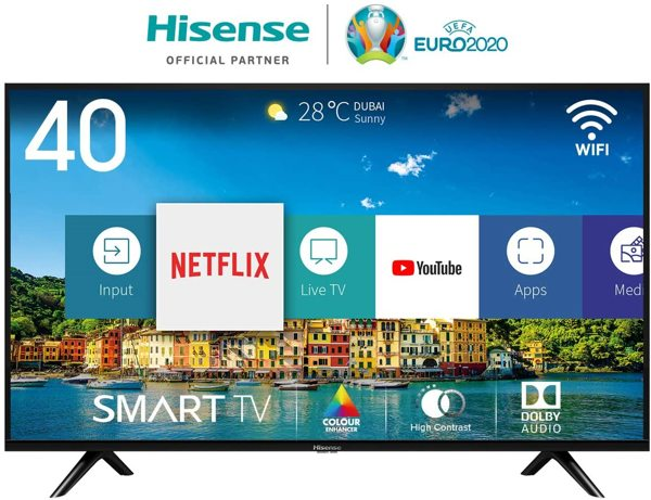 "Hisense H40BE5500 TV LED 40"" FHD"