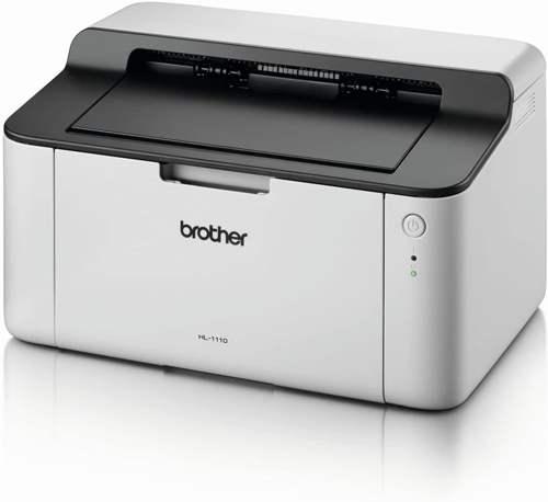 Brother HL-1110 Stampante Laser Bianco e Nero