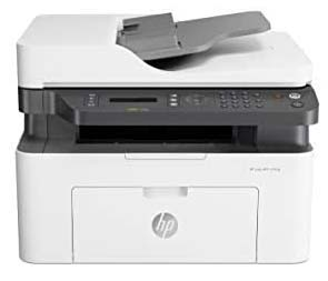 HP Stampante Laser 137 fnw
