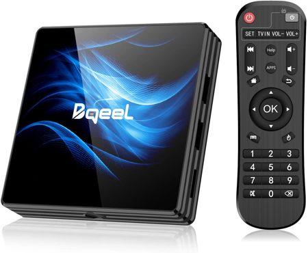 Bqeel Android 10.0 TV Box R2 MAX