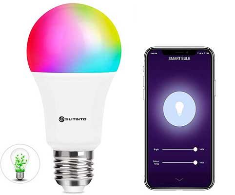 Funzionamento di una lampadina smart