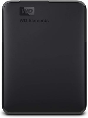 WD Elements Hard Disk Esterno
