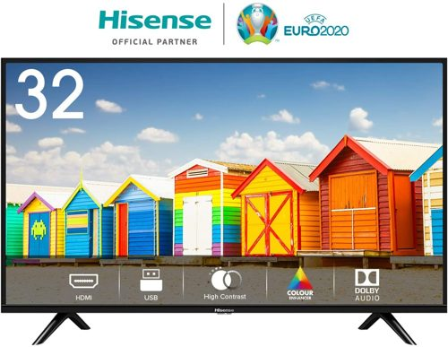 """HISENSE H32BE5000 TV LED HD 32"""""""