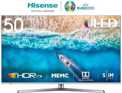 Hisense H50U7BE TV Smart ULED