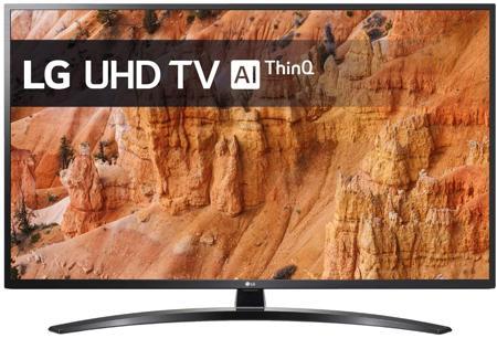 LG TV LED 4K AI Ultra HD 49UM7400PLB