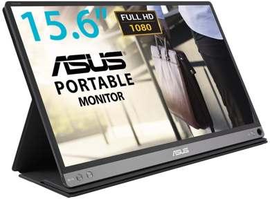 ASUS ZenScreen MB16AC con Type-C