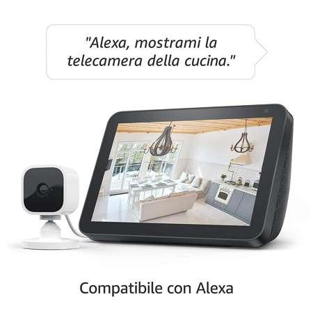 Compatibilità con Alexa di Blink Mini