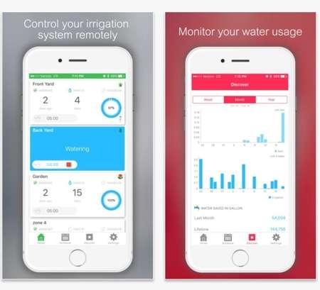 Come funziona il dispositivo tramite app iOS