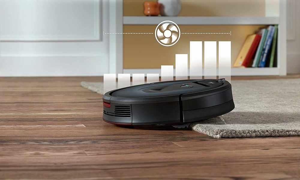 Design dell'iRobot Roomba 981