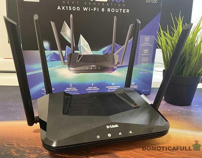 Design D-link DIR-X1560 EXO AX1500