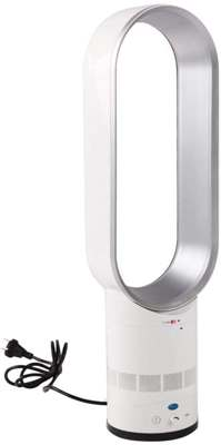 Esempio di un ventilatore senza pale