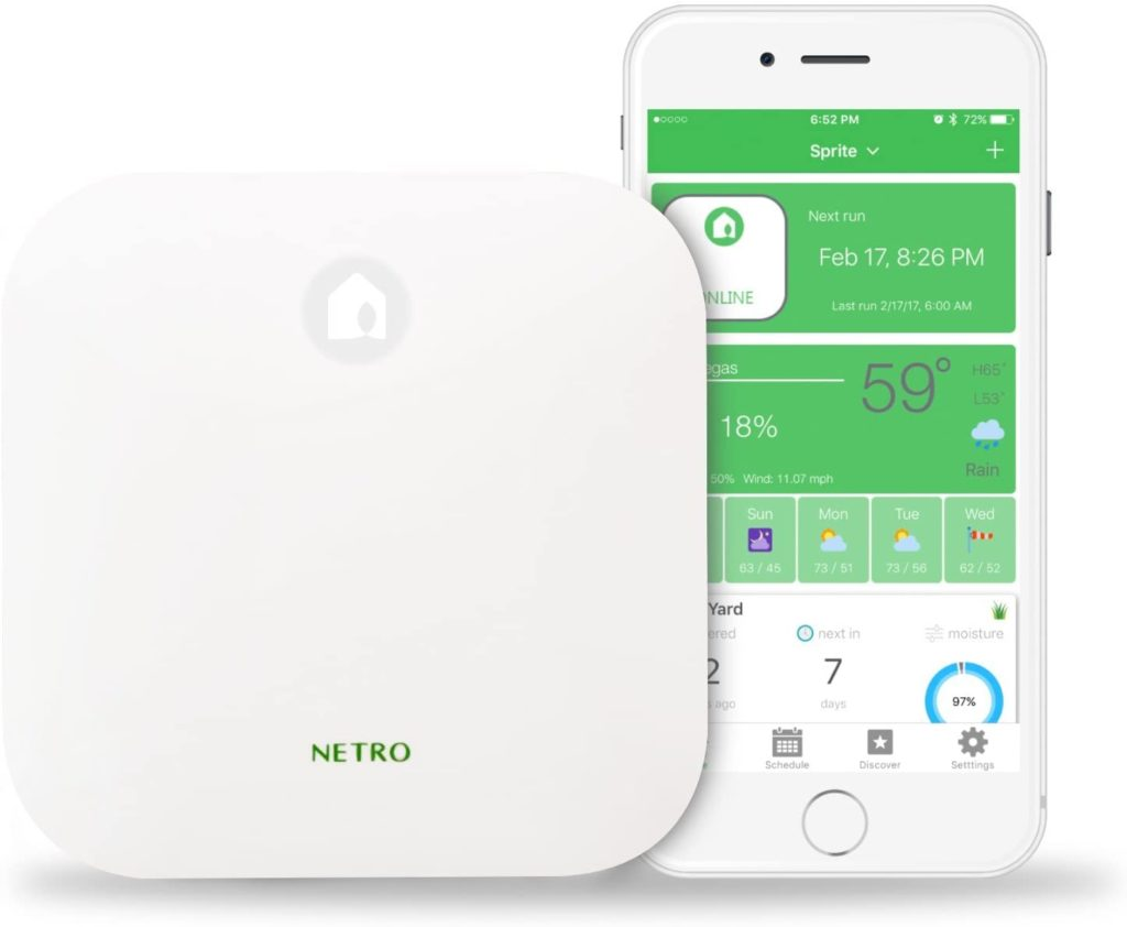 Netro Sprinkler Smart Controller