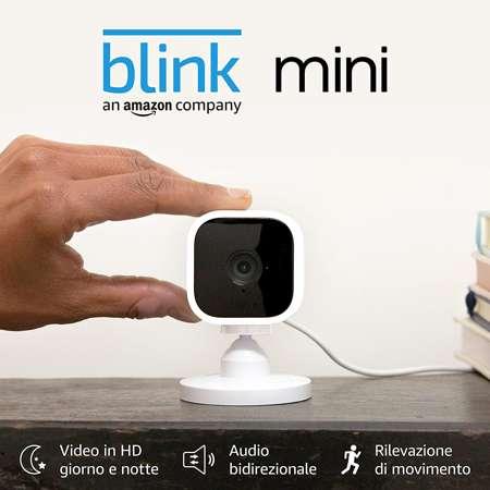 La videocamera per interni Blink Mini