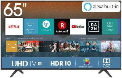 Hisense H65BE7000 Smart Tv