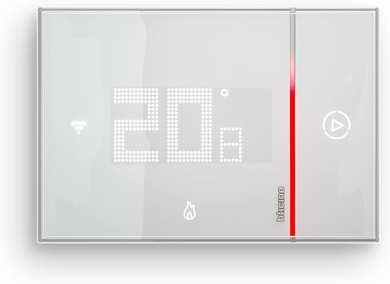 Il termostato smart BTicino Smarther SX8000W