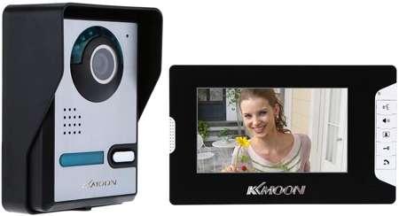 KKmoon, kit videocitofono smart