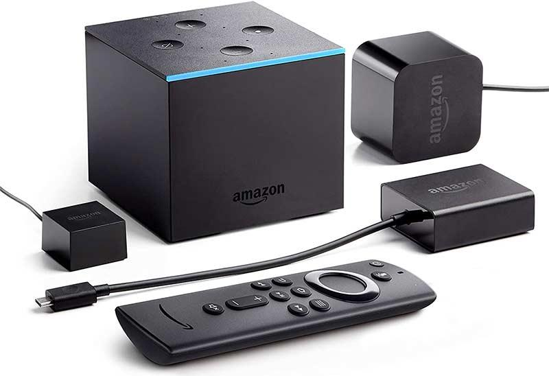 Design Fire TV Cube e Accessori