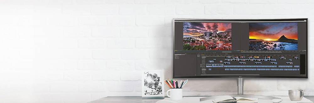 Come scegliere un monitor ultrawide