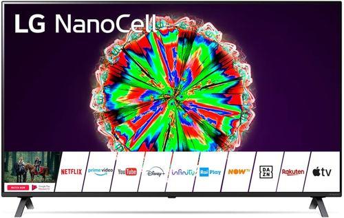 LG NanoCell TV AI 49NANO806NA