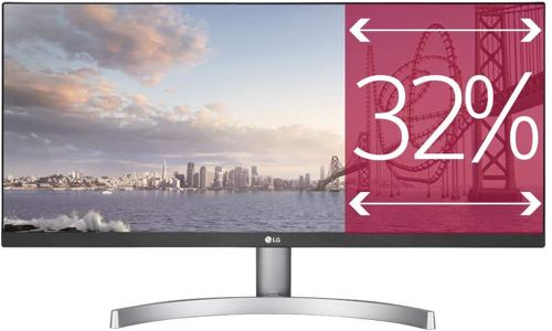 "LG 29WK600 Monitor 29"" UltraWide 21:9 LED IPS HDR"