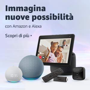 nuovi dispositivi amazon