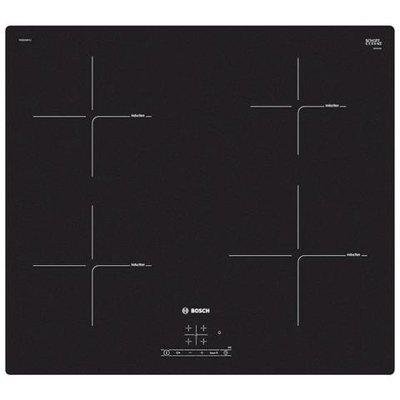 Bosch PUE611BF1J Piano Induzione 4 Zone di Cottura