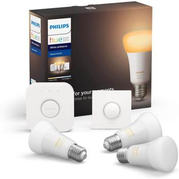 Philips Lighting Hue White Ambiance Starter