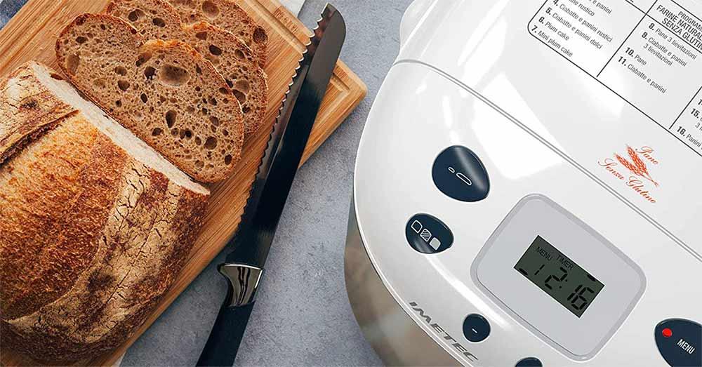 scelta della migliore macchina per fare il pane
