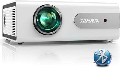 YABER Proiettore Bluetooth 1080p