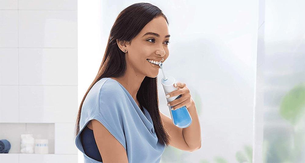 Come scegliere un idropulsore dentale