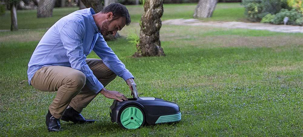 Come scegliere un robot tosaerba