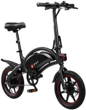 Bici elettrica pieghevole AmazeFan DYU D3F
