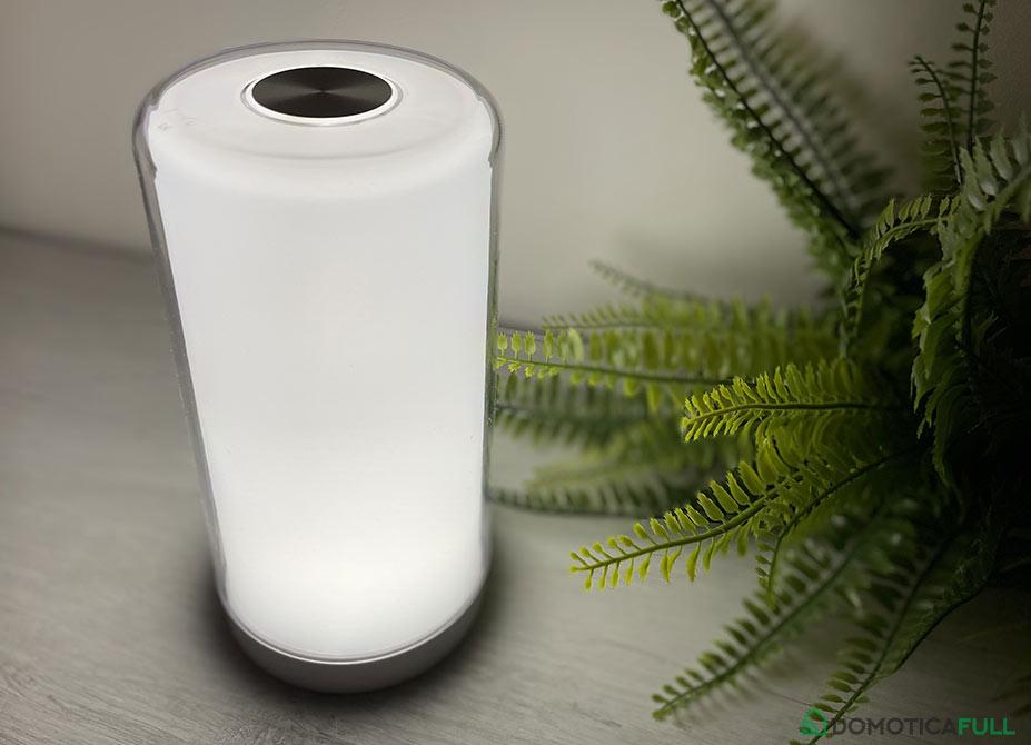 Design della lampada Meross MSL340