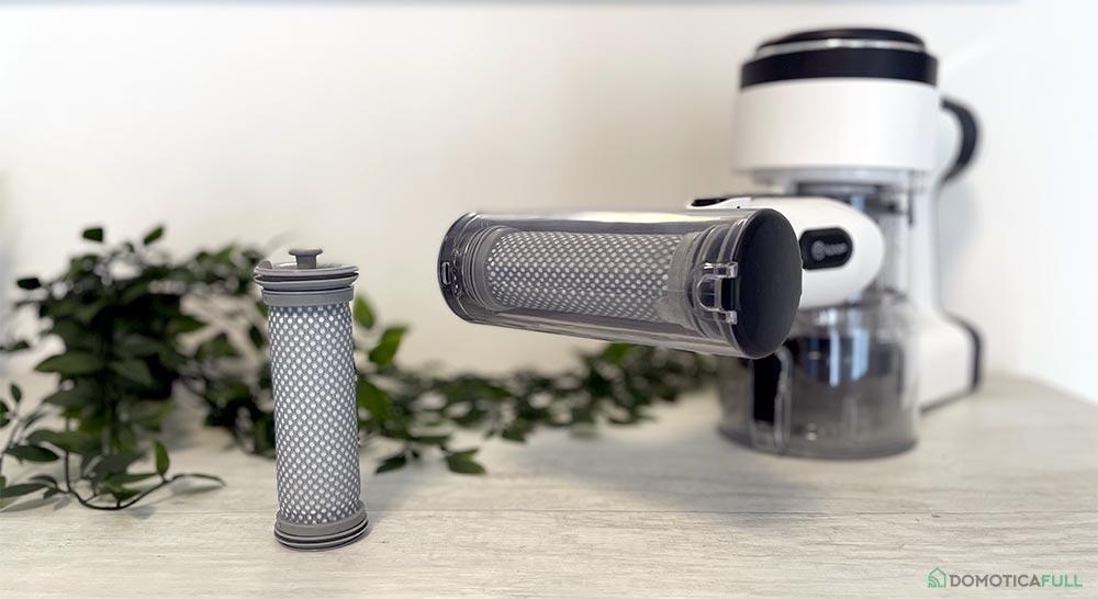 Accessorio per la pulizia del filtro - Tineco S12