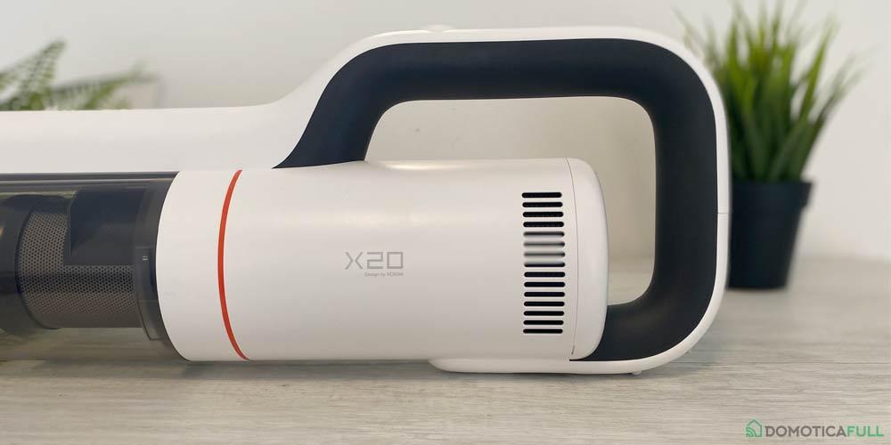 Impugnatura Roidmi X20 Pro