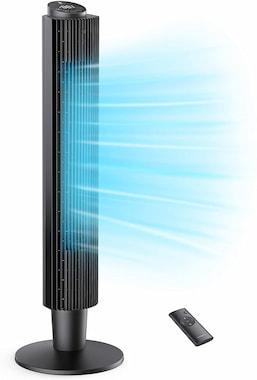 TaoTronics Ventilatore a Torre con Telecomando/Timer