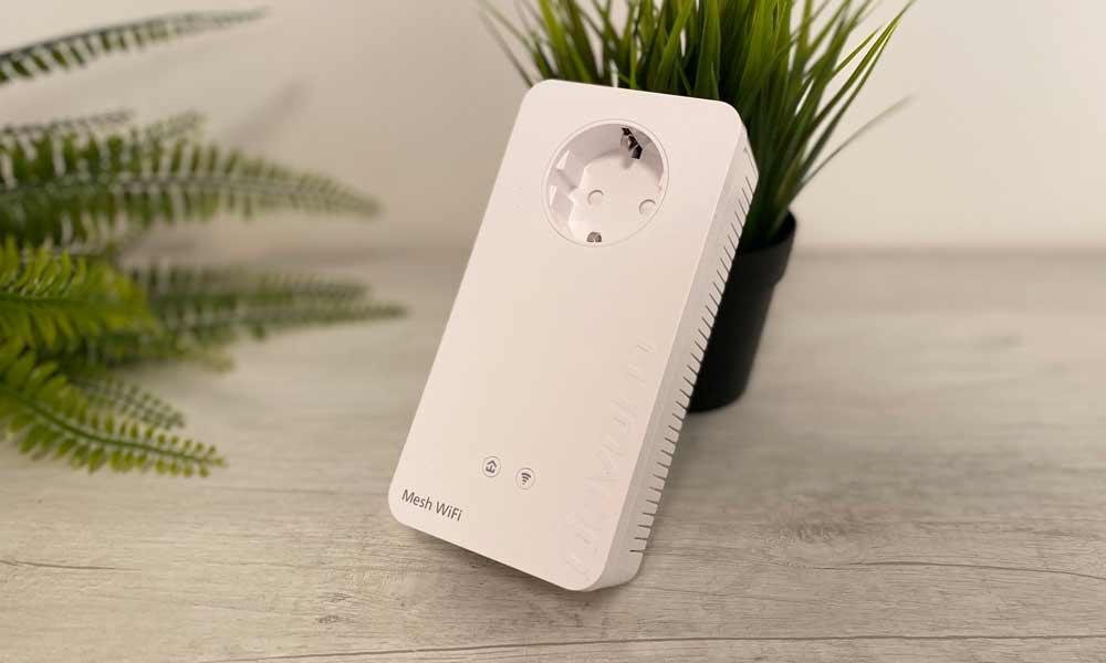 Design del Devolo Mesh Wifi 2