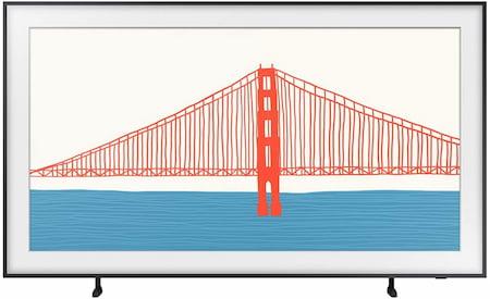 Samsung TV QE75LS03AAUXZT - The Frame