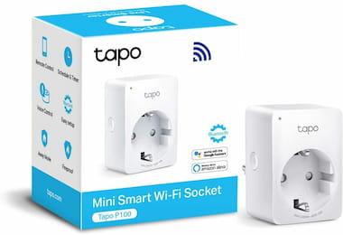 Presa Smart TP-Link Tapo P100