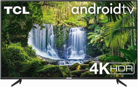 TCL TV 43P615 4K HDR
