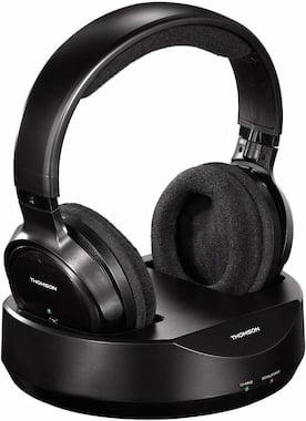 Thomson WHP3001BK Cuffia Wireless
