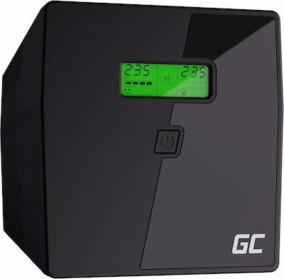 Gruppo di continuità UPS 2000VA - Green Cell