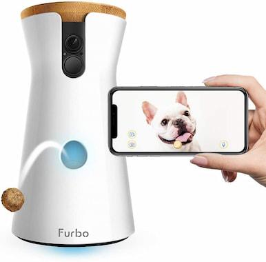 La videocamera per cani Furbo